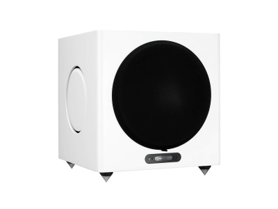 Monitor Audio Gold W12 5G Satin White i gruppen Högtalare / Subwoofers hos sumo.se (289GOLDW125GSW)
